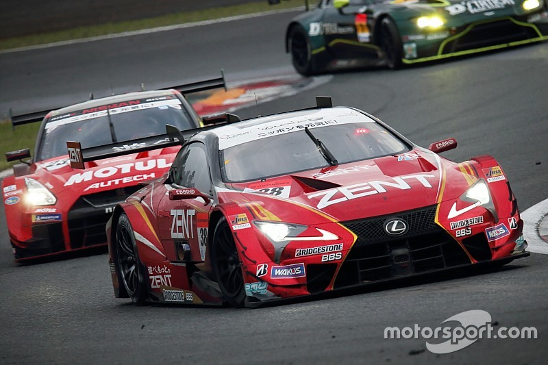第2戦GT500決勝:GWの富士激戦。38号車立川、華麗なオーバーテイクで勝利
