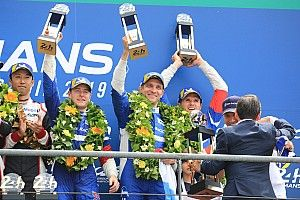 "Vandoorne: Le Mans podium ""shows what I can do"""