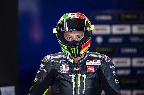 """Rossi trenował na """"zakazanym"""" torze"""