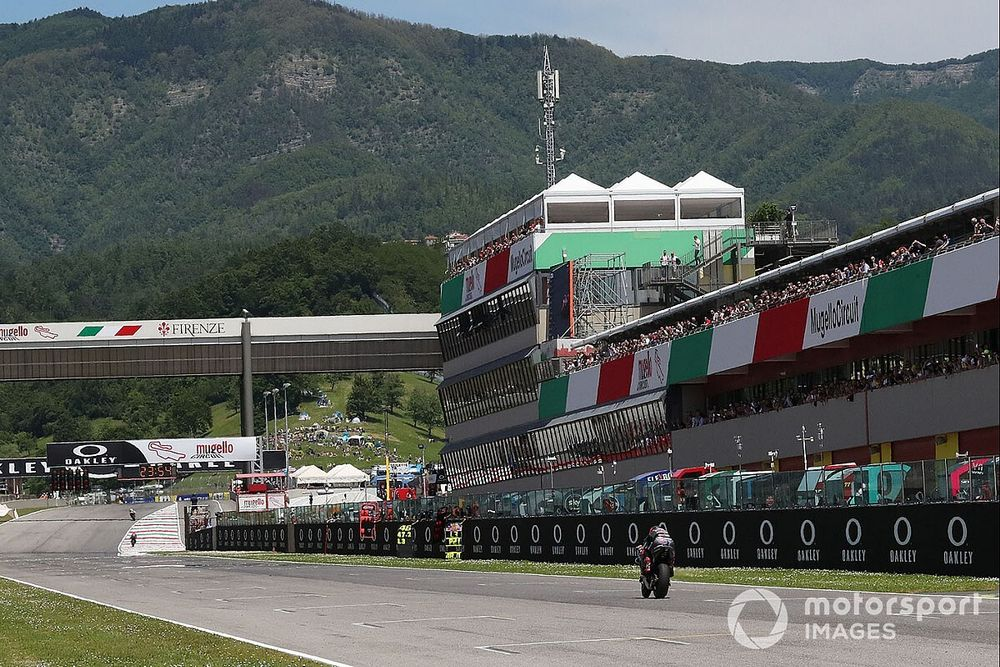 "Binotto: Demanding Mugello would put on ""great show"" for F1"