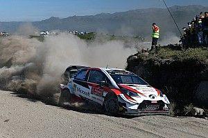 WRC, Rally del Portogallo, PS18: Tanak ipoteca la vittoria, Neuville il terzo posto