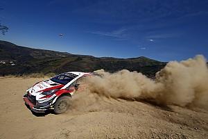 WRC Portugal: Tanak stelt zege veilig, tweede plek voor Neuville