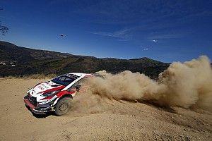 Portugal WRC: Tanak seals win as Meeke retires