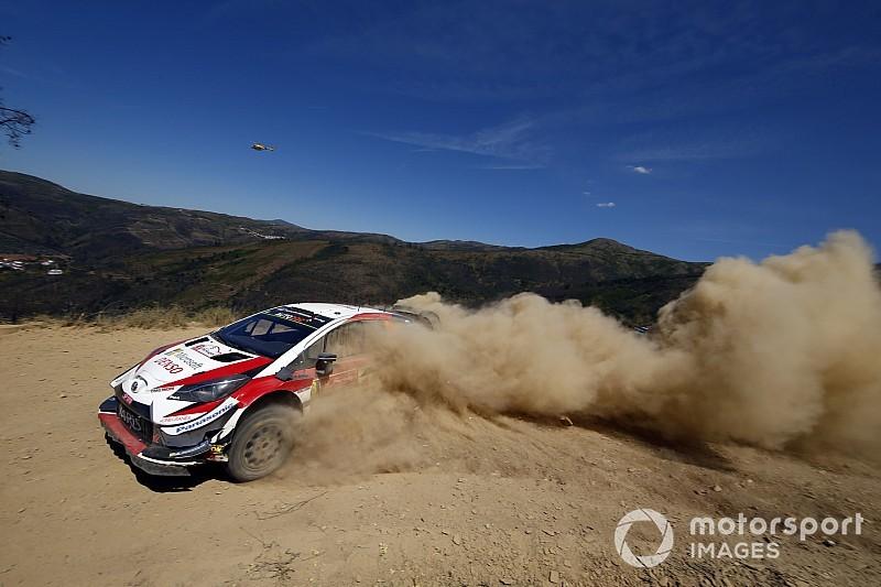 WRCポルトガル:トヨタのタナク今季3勝目。ミークが最終SSでまさかのクラッシュ