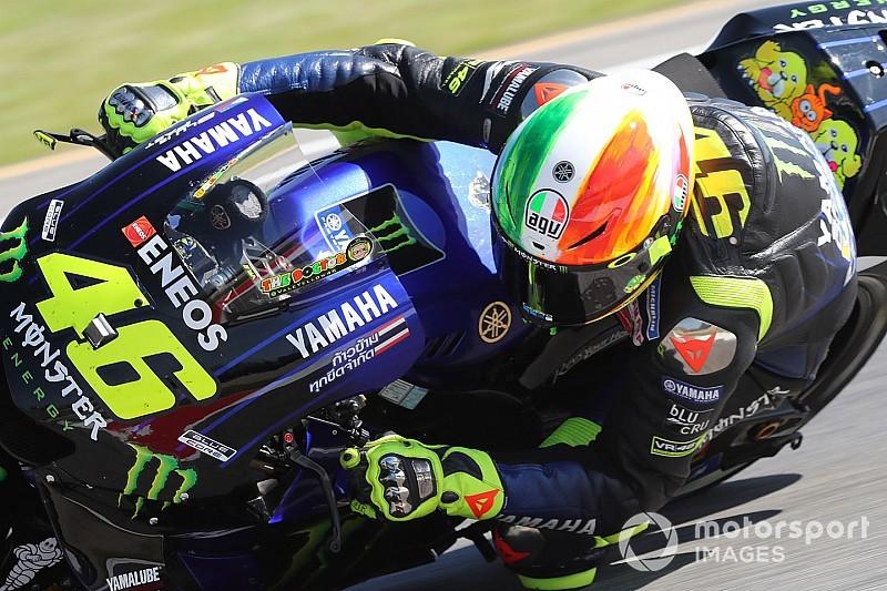 Rossi: 3. antrenmandaki sorunla Q2 şansını kaçırdık