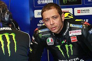 Akselerasi jadi kendala Rossi