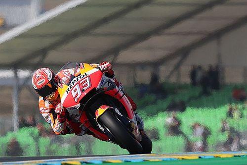 MotoGP Prancis: Tersungkur lagi, Marquez berhasil pole