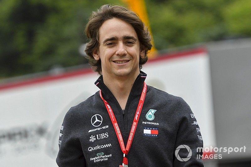 Gutiérrez probará el Mercedes de Fórmula E en Mallorca
