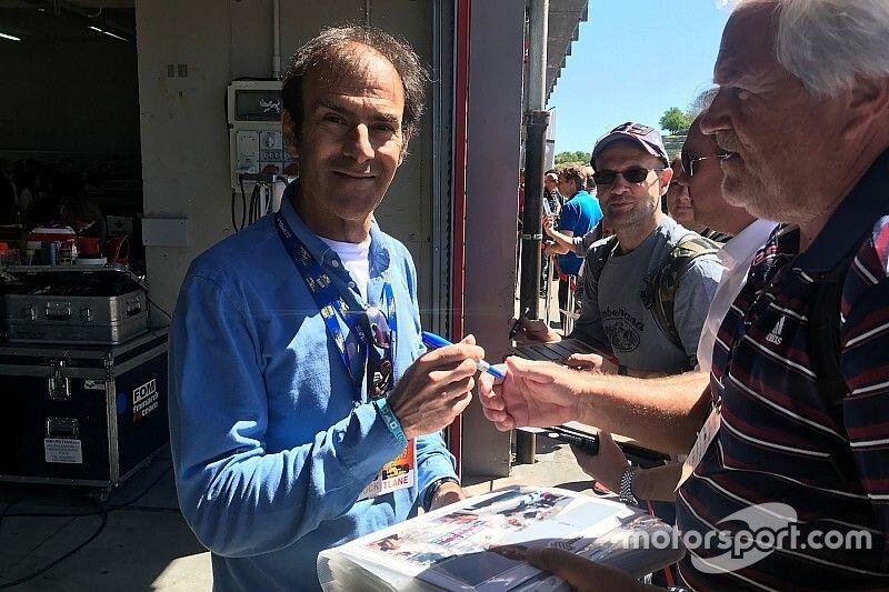 «Как фанату Ferrari мне действительно больно». Пирро о штрафе Феттеля и критике в свой адрес