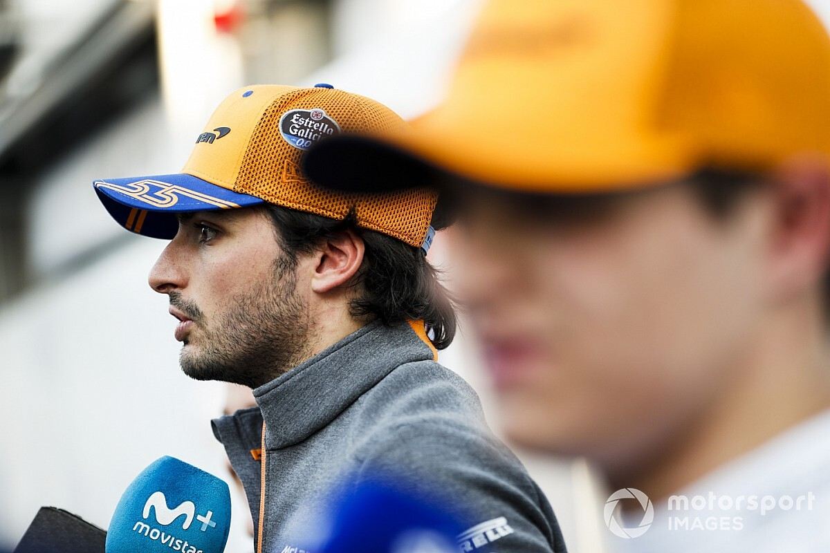 A McLaren szerint Sainz mindent megtesz majd a Ferrarinál, hogy versenyképes legyen