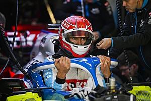 """راسل """"متعطش"""" لخوض تجارب على متن سيارة فورمولا واحد قبل انطلاق الموسم"""