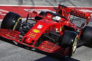 Ferrari pojeździ we Fiorano