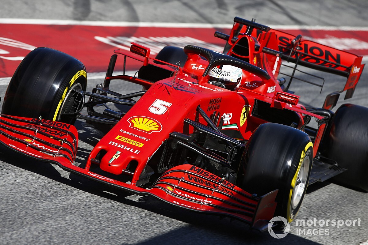 Why Vettel's Ferrari mission isn't over yet