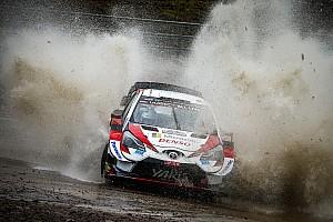 Fotogallery WRC: Evans trionfa al Rally di Svezia