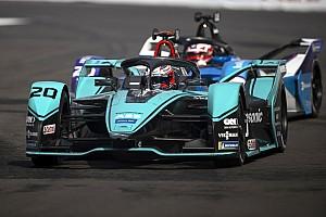 FEメキシコシティ決勝:ジャガーのエバンスが独走V。日産のブエミは3位表彰台