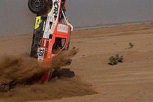 El primer abandono del Dakar llega... en el 'shakedown'