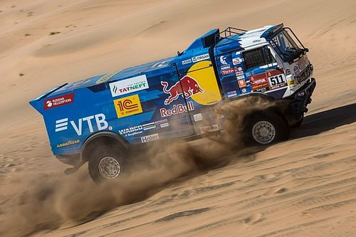 КАМАЗ выиграл 3-й этап «Дакара», МАЗ остался лидером