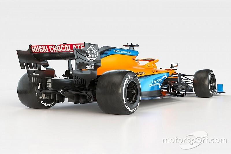 Fotos: todos los detalles del McLaren MCL35 de 2020
