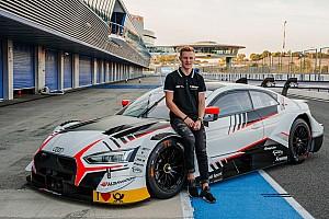 Fabio Scherer 2020 mit Audi WRT in der DTM!