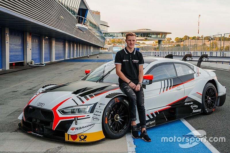 Fabio Scherer promu pilote DTM avec Audi WRT en 2020