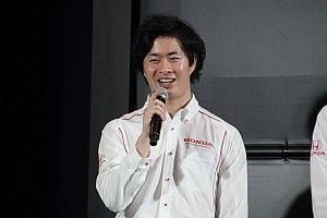"""スーパーGTデビューを果たす大湯都史樹、狙うは""""福住超え!"""""""