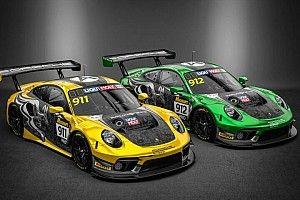 Matteo Cairoli sulla Porsche della Absolute Racing a Bathurst