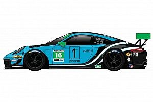 Wright Motorsports unveils livery, completes Rolex 24 line-up
