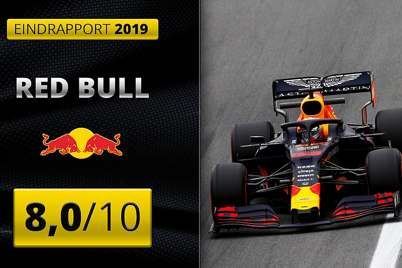 Eindrapport Red Bull: Solide begin met Honda, maar men is er nog niet