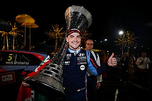 """Michelisz: """"Volevo smettere, la calma mi ha reso Campione WTCR"""""""
