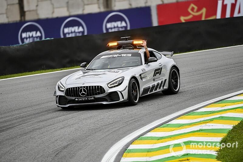 Brazil Nagydíj: nagy képgaléria a második F1-es szabadedzésről