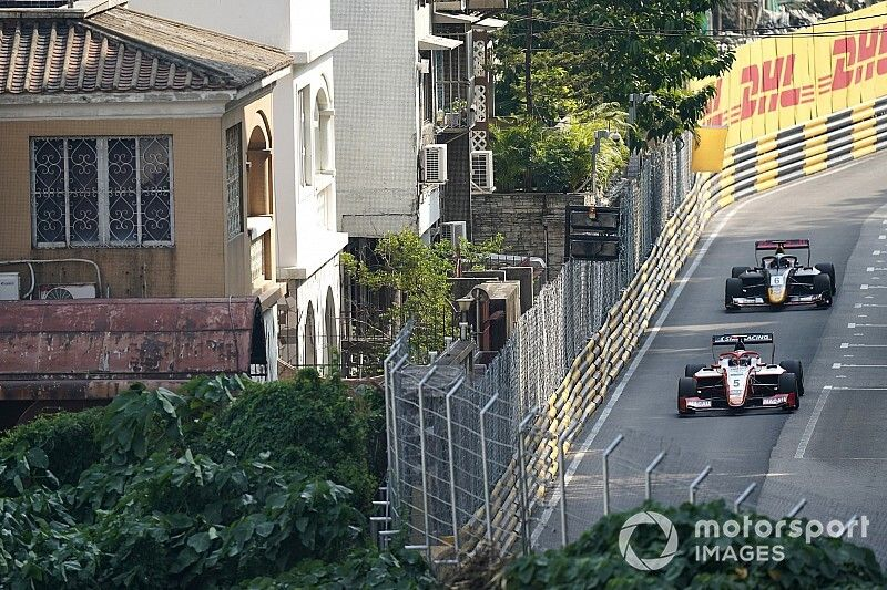 Directo: todo el GP de Macao 2019 de Fórmula 3