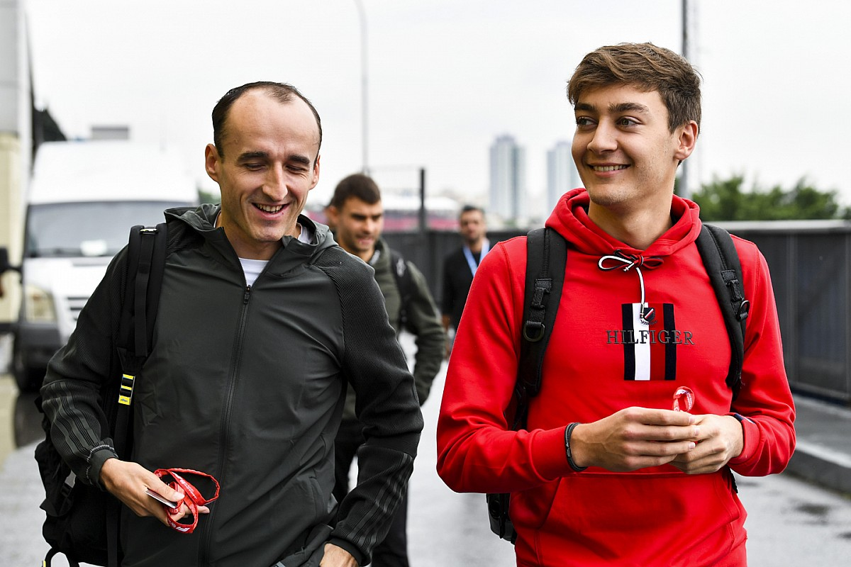 """Kubica: """"Hamilton en hızlı araca sahip olmasa da kazanabileceğini gösterdi"""""""
