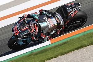 EL2 - Quartararo maîtrise, Rossi tombe une 2e fois