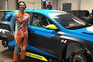 Sapag firma con Target per correre con la Hyundai in TCR Europe