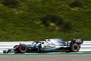 F1日本GP決勝:ボッタス今季3勝目、メルセデスがコンストラクターズタイトル決定