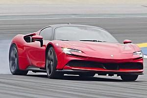 Csupán LaFerrari pótlásként készült el a Ferrari SF90 Stradale