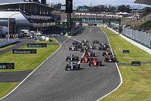 F1: rinnovo triennale per il GP del Giappone a Suzuka