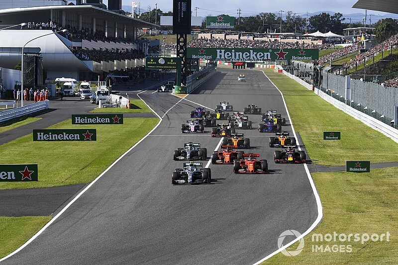 Japanese GP: The race as it happened