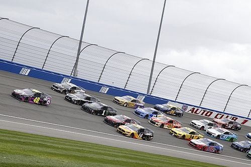 NASCAR plans to convert Auto Club Speedway into short track
