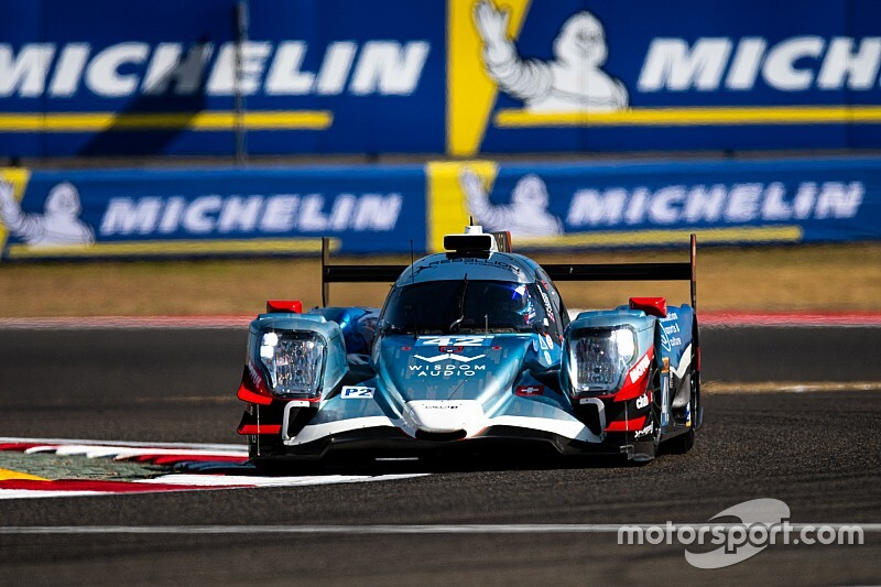Le COOL Racing en pole position en LMP2 !