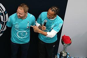 """Bottas: """"Hamilton'la yakın arkadaş değiliz"""""""
