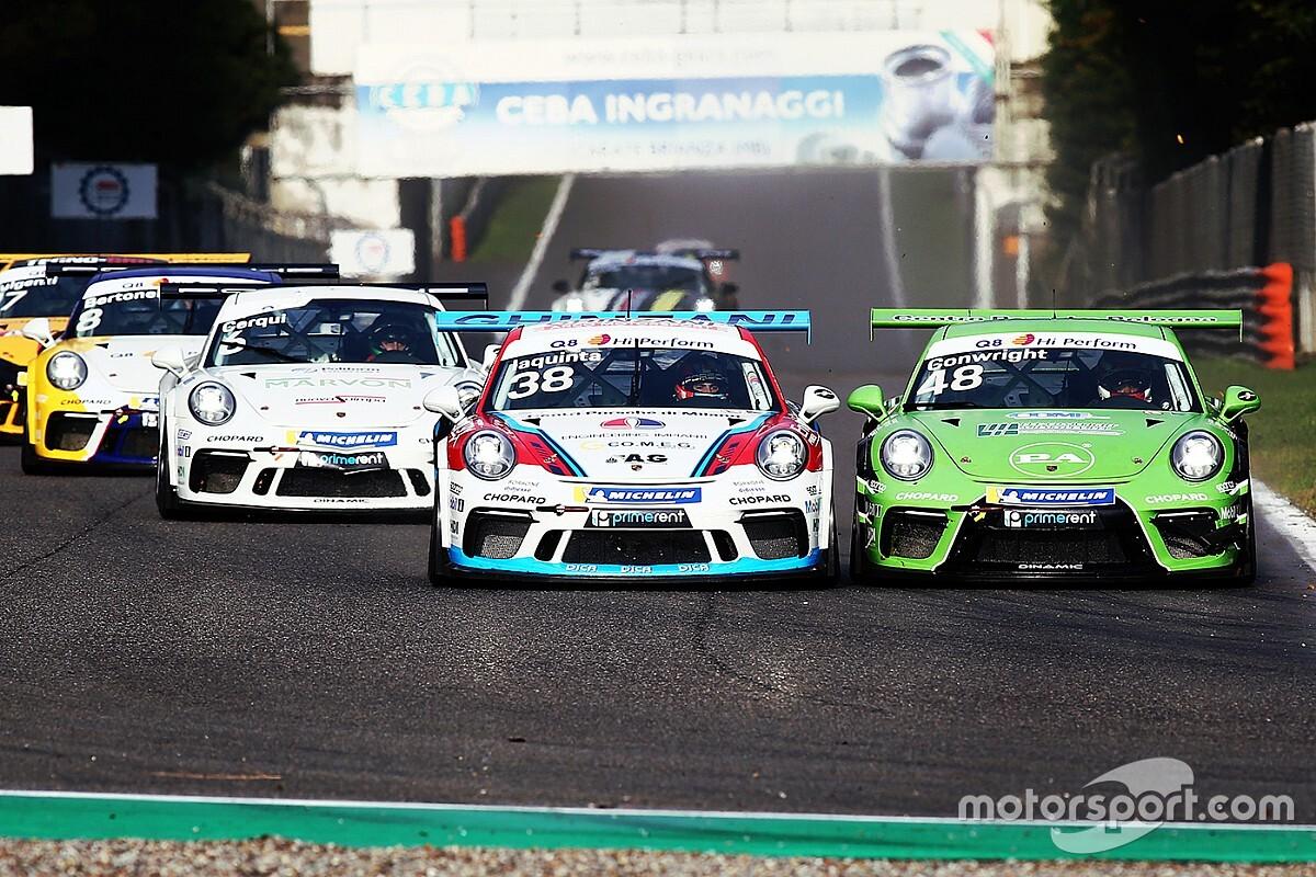 Tanta Carrera Cup Italia in Porsche Supercup a Monza!