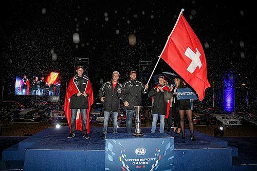 Szwajcaria na czele
