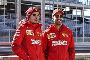 Vettel: Ayudar a Ferrari es prioridad sobre batalla con Leclerc