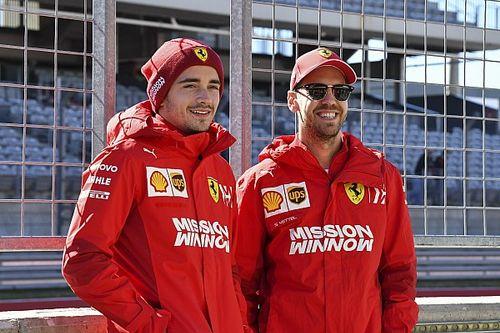 Vettel nie był wybawcą Ferrari