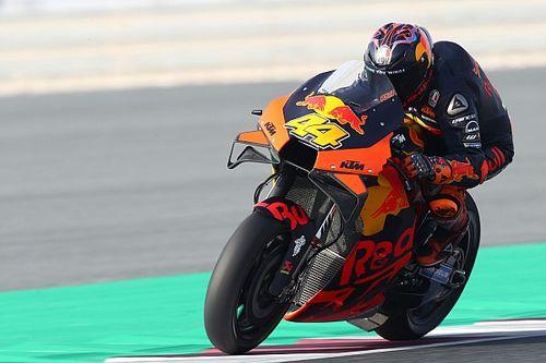KTM resumes testing with Espargaro, Pedrosa