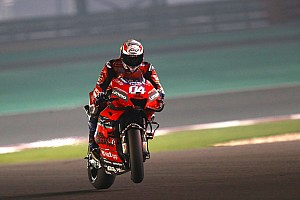 """Dovizioso a """"ouvert une porte"""" mais voit les Yamaha en favoris"""