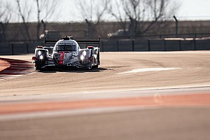 Austin WEC: Rebellion tops FP2 before hitting drama