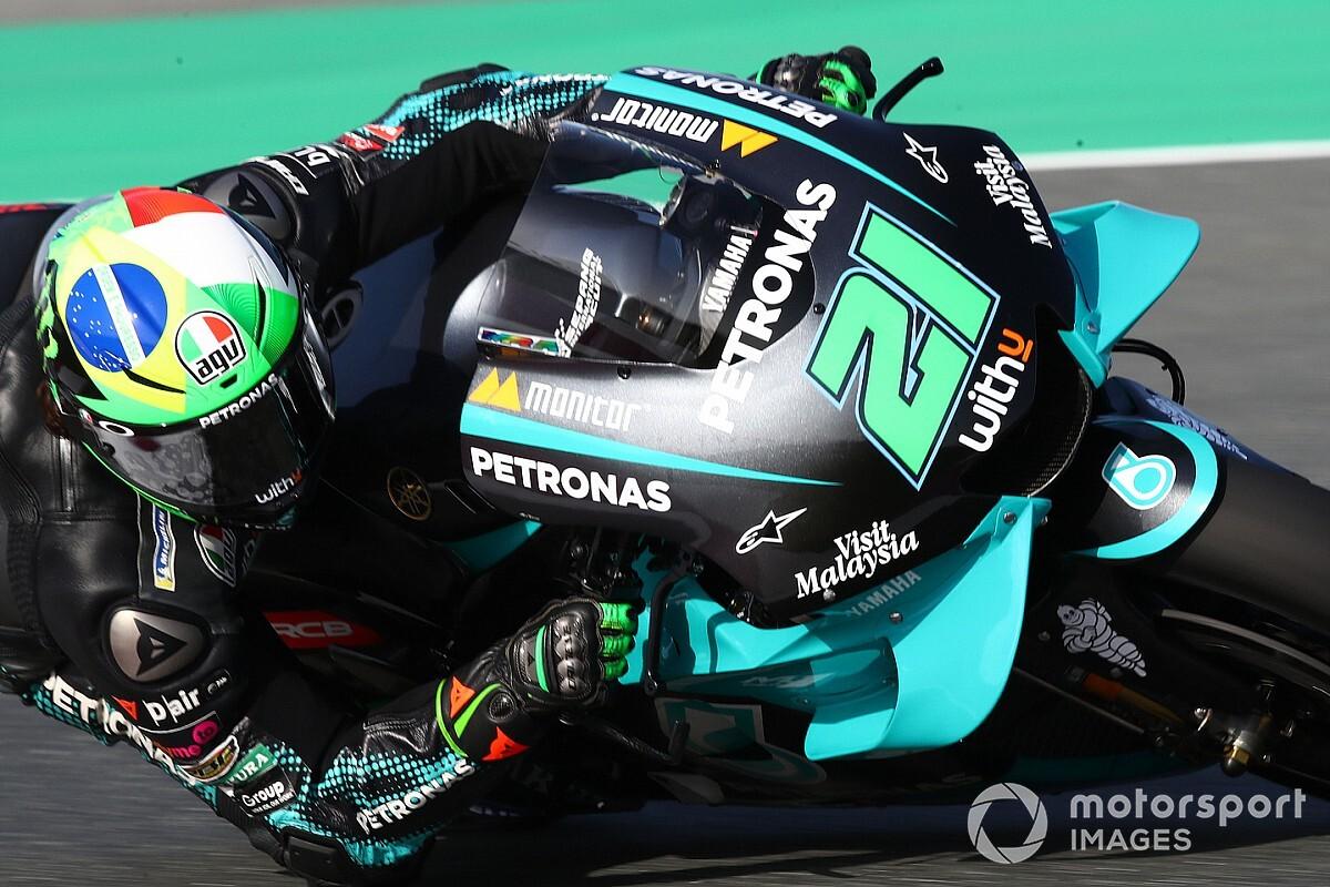 Morbidelli prolonge son contrat chez Petronas