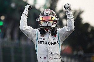 Hamilton vence GP do México, mas não define hexacampeonato da F1